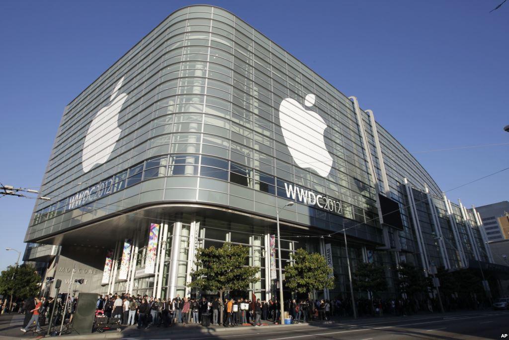 富可敌国,苹果市值突破万亿美元