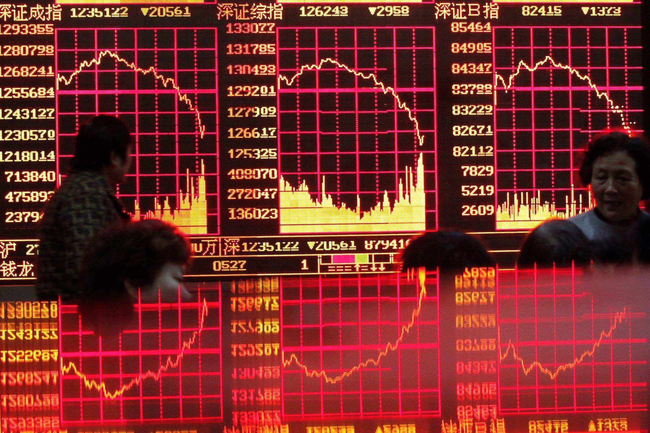 明日股市三大猜想|沪指创新低概率大增!